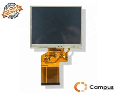 3.5 Inch (S) TFT display Resistive Touch-LC-545-D