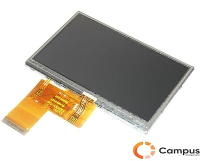 4.3 Inch (S) without touch TFT Display-LC-560-D