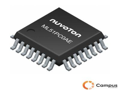 Nuvoton ML51PC0AE - DE-520-D