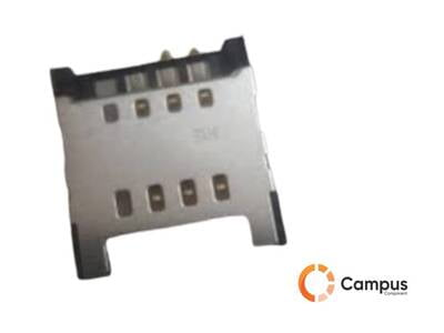 6 PIN SIM CARD HOLDER TYPE3-SI-291-D