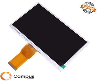 7 Inch (S) TFT Display without Touch-LC-562-D