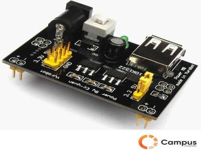 BREADBOARD POWER SUPPLY 5V-AR-917-D