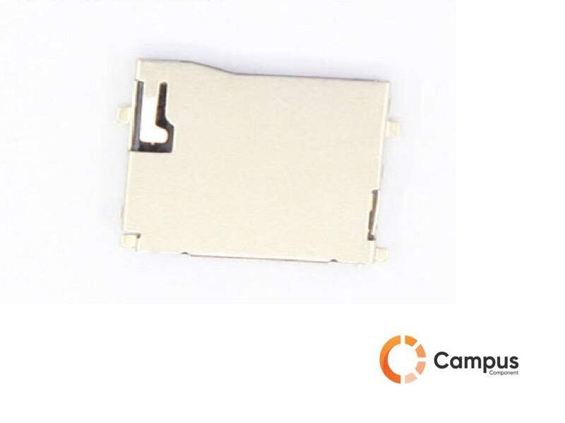 Micro SD Card Holder Type 1-SI-979-D