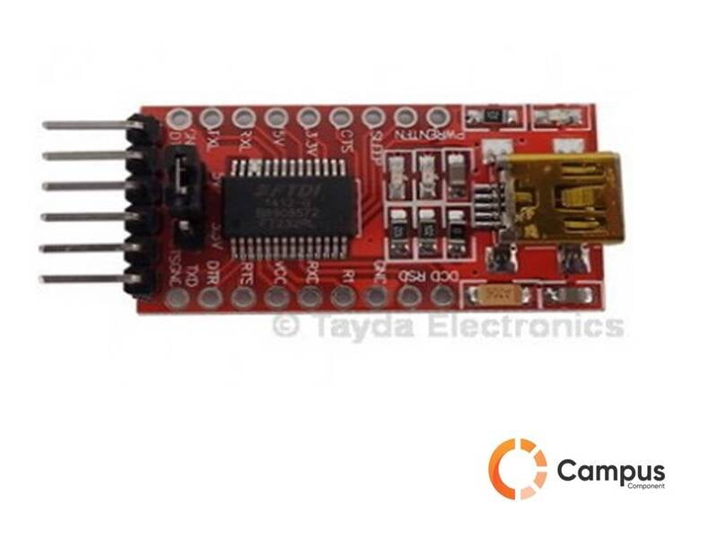 USB 2.0 to TTL UART Module 5Pin Serial Converter -IN-1084-D
