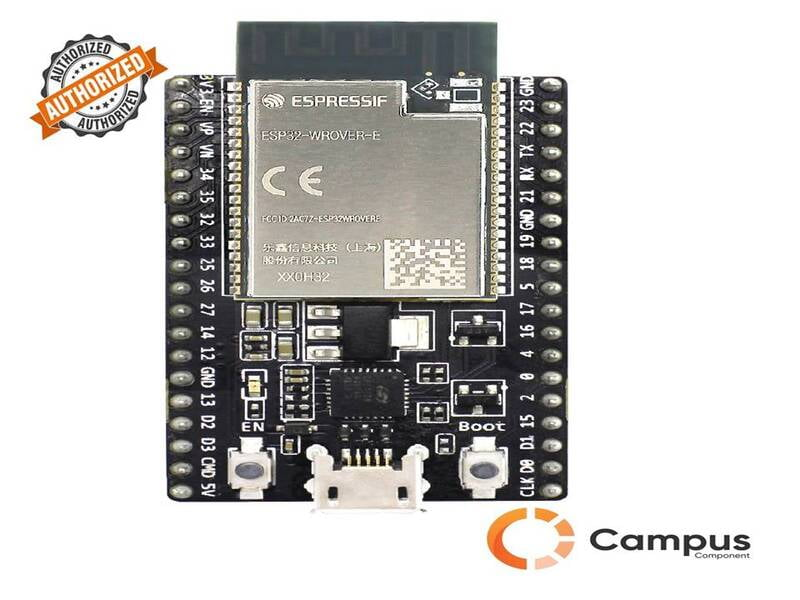Espressif ESP WROVER KIT VB 2.4 GHz WiFi and BT/BLE Development Board-WI-463-D